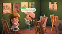 Art gallery releases QR-based design tool for Animal Crossing: New Horizons