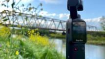 120度広角レンズと三脚ネジ搭載で「OSMO Pocket」の不満を解消!? 小型ジンバルカメラ「Feiyu pocket」レビュー