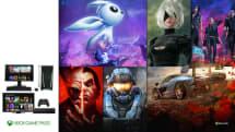 速報:Xbox Game Passは国内4月14日開始。PCでも遊べる定額ゲームサービス