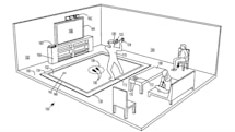Microsoft patent application describes a vibrating floor mat for VR