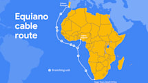 Google's next undersea internet cable will link Africa and Europe
