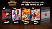 Nintendo promises to release more 'Smash Bros. Ultimate' fighters