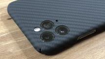 アラミド繊維の憎いやつ DURO Special EditionのiPhone 11 Pro Max用を先行入手