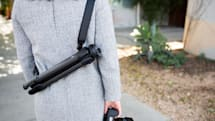 Tech's favorite bag brand will sell you a $600 carbon fiber tripod