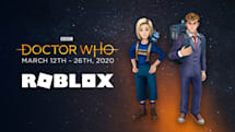 'Roblox' announces limited-run 'Doctor Who' collaboration
