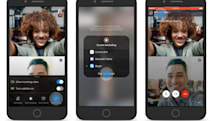 Skype adds screen sharing to its iOS and Android apps