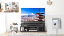 「ねえ、るか」でテレビ起動。アイリスオーヤマ、約6万円からの音声操作リモコン付き4K液晶テレビを発売