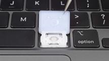 iFixit's MacBook Air teardown confirms 0.5mm thicker keyboard