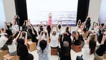 国際ヨガデーにApple 新宿でApple Watchを使ったヨガ体験イベントに参加!