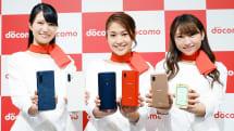 ドコモ冬春モデル発表。「Xperia 5」「Galaxy Note10+」「AQUOS zero2」のスリートップ