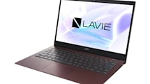 NECの軽量ノートが米国進出、LAVIE Pro Mobile米国版が発表。新型4辺狭額縁デスクトップも