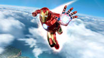 'Iron Man VR' developers explain the game's free-roaming flight