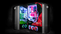 Origin crammed an Xbox, PlayStation, Switch and gaming PC into one case