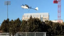 MIT is testing drones that can switch between hovering and gliding