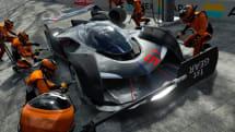 マクラーレン、腹ばいで乗るスーパーカーUltimate Vision Gran Turismo発表。2030年想定の未来マシン