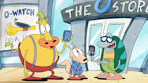 'Rocko's Modern Life' is a self-aware Netflix reboot with bite
