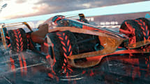 McLaren imagines a future with AI co-piloted race cars