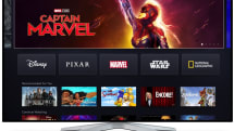 A first look at Disney+
