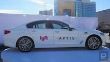 Lyft team-up will build self-driving car systems on a large scale