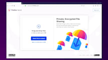 Firefox Send's free encrypted file transfers are now available to all