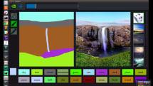 NVIDIA AI turns crude doodles into photorealistic landscapes