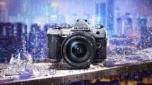 Olympus' OM-D E-M5 Mark III camera is small and shoots fast