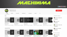 Machinima's YouTube gaming channel has effectively disappeared