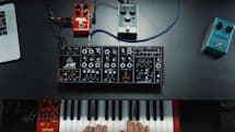 Behringer's latest synth clone is based on the Octave Cat from the 70s