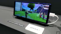 Sony unveils its cinematic flagship, the Xperia 1