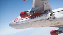 Virgin Orbit preps the LauncherOne rocket for its first drop test