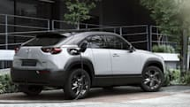 マツダのEV車「MX-30」はトルクを意図的に低く調整。ガソリン車の乗り心地を再現