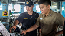 US Navy will scrap touchscreen controls on its destroyers