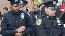 NYPD pulls 2,990 body cameras after one catches fire