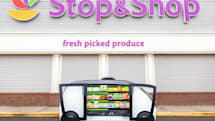 Stop & Shop is bringing autonomous food stands to Boston