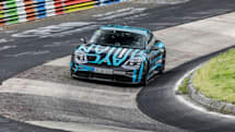ポルシェ初のEV車「Taycan」がニュルブルクリンクで最速ラップを記録