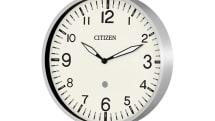 シチズンがスマートスピーカー対応壁掛け時計を米国で発売。Alexaタイマーを盤面でカウントダウン