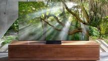 8Kの「ゼロベゼル」テレビ、サムスンがCES 2020で発表か