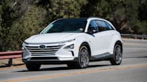 Hyundai's Nexo fuel cell SUV hits California dealers by end of 2018