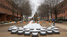 Starship robots will deliver pizza and coffee to George Mason students