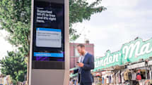 An algorithm is attempting to block drug deals at UK WiFi kiosks