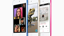 Apple finally updates the iPod touch with an A10 chip