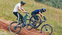Cannondale's electric mountain bikes offer more power for the trail