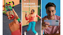 Samsung's first mid-tier 5G phone emerges in leak