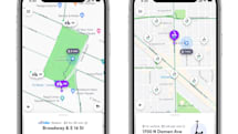 Lyft's app shows bike lanes to help riders find smoother routes