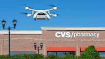 CVS starts delivering prescriptions to homes via UPS drones