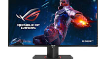 ASUS' 27-inch, 165Hz gaming monitor is $150 cheaper for Black Friday