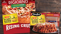 DiGiorno and Stouffer's bring plant-based 'meat' to frozen Italian food
