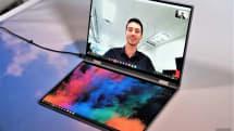 Dell 打造了一對雙螢幕與折疊螢幕概念筆電