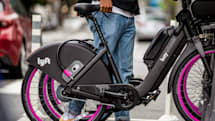 Lyft renames its Bay Area bike-sharing program Bay Wheels