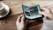 Samsung is working on a foldable laptop display